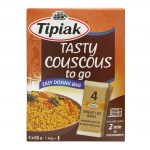 Tipiak_Tasty CousCous To Go 4X65g